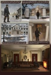The Assassination of Franz Ferdinand 1 - Page 27 by centrifugalstories
