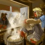 He say you Brade Lunner by weremagnus
