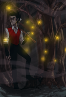 Don't Starve: Fireflies and Firewood by Darlighl