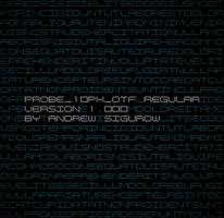 PROBE_10PX_OTF Regular Version 1.000 by EZBOI