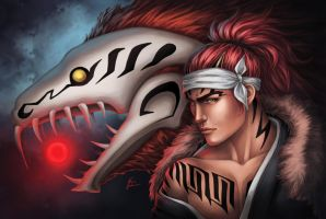 Bleach: Renji by xRaika-chanx