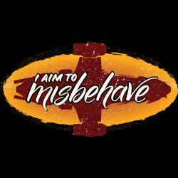 I Aim to Misbehave by fat-girl-dani