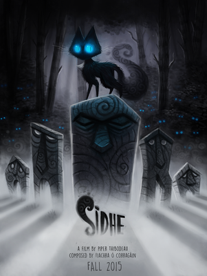Sidhe Poster by Cryptid-Creations