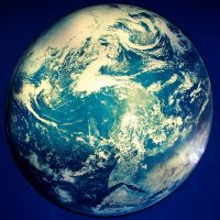 This is Planet Earth by FantasyStock