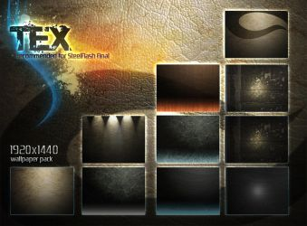 Tex - Wallpaper Pack 01 by Steel89