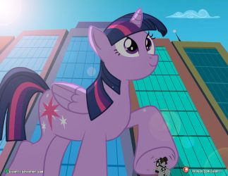 (Request) Twilight X OC POV by Dieart77