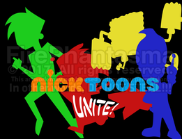 Nicktoons Unite! (The Remake) by PhoenixPhantomRise