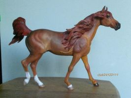 custom breyer justadream by ElizavetaGorojankina
