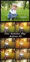 Fine Autumn Day    Actions Ps    Pack by Laurent-Dubus
