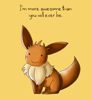 Eevee by ice-cream-skies