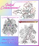 COM: Aug 2018 Inked Batch by carnival