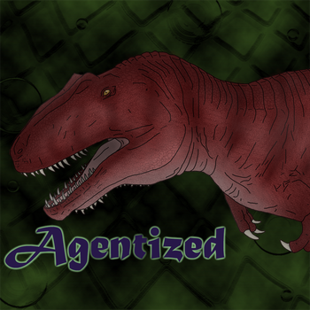 Giganotosaurus: The Isle Icon by Agentized