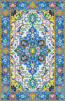 Turkish Carpet 6 by Siobhan68