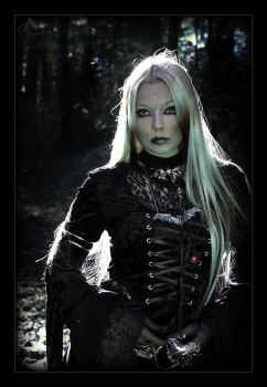 Vision Of A Witch 5 by LadyDeathDemon