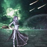ANOTHER NIGHT ON THE MOON... by KerensaW