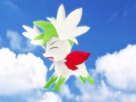Shaymin -sky- .:Download:. by SureinDragon