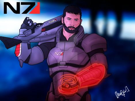 Happy N7 Day 2018! by Maiqueti