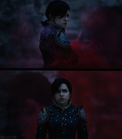 TW WH: Blood And Wine - Syanna by MilliganVick