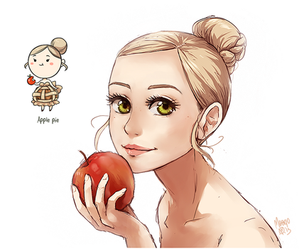 apple pie by meago