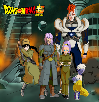 Future of Trunks Cover by lssj2
