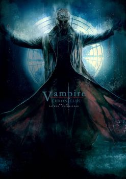Vampire Chronicles by patryk-garrett