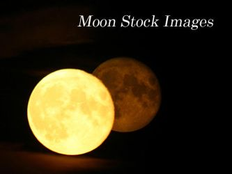 Moon Stock Images by PureStock