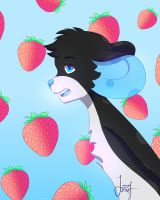 Strawberry Thief by Laylalet