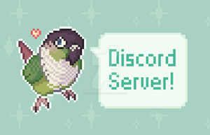 Discord Server - OPEN by AntiDarkHeart