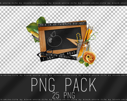 PNG pack by black-white-life (54) by ByEny