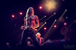 Iggy And The Stooges 10 by kobaru