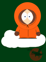 Kenny McCormick by RavenRechior
