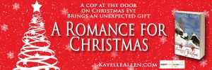 Banner: A Romance for Christmas (red) by kayelleallen