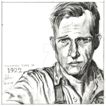Thomas Jane in '1922' by samfrancis94