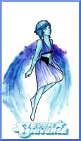 Lapis Lazuli - COMMISSION by Nenril-Tf