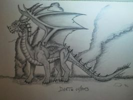 Dragon by Ocusfocus1968