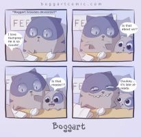 boggart - 23 by Apofiss