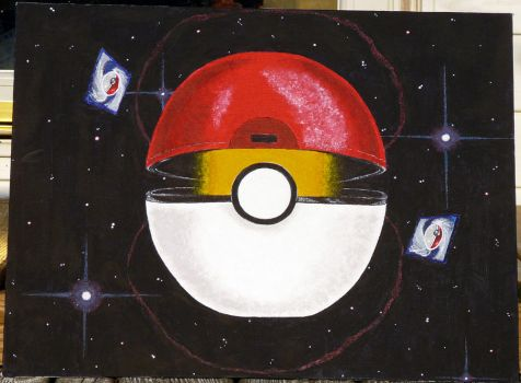 Pokeball the Magnificent by dimmub