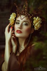 Fairy Queen by Silver-Pearl-Photo