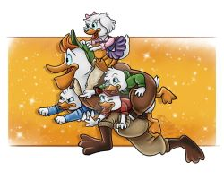 Launchpad And The Kids by Skidar