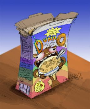 i Dunn-O's the Cereal by The-Nut