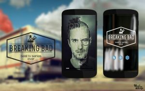 Tribute Breaking Bad by xsun9