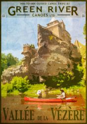 Explore the Vezere by houselightgallery
