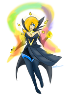 Rosalina Chromatus ~Commission~ by Xero-J