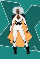 Storm: All-Weather Wear Redesign by Kiick318