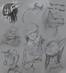 Sketch Batch 1 - read desc by Mspugluver