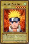 Naruto-Yugioh Card by Mangekyo-User85