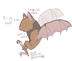 Bat...thing. by Agowilt