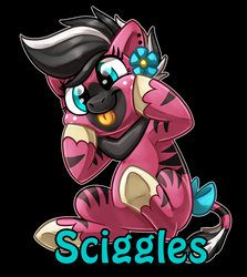 Squishface: Sciggles by Sciggles