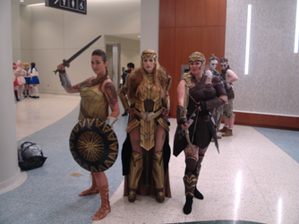 Amazons by Neville6000