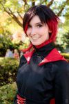Ruby, RWBY : Cosplay by Pirategirl28
